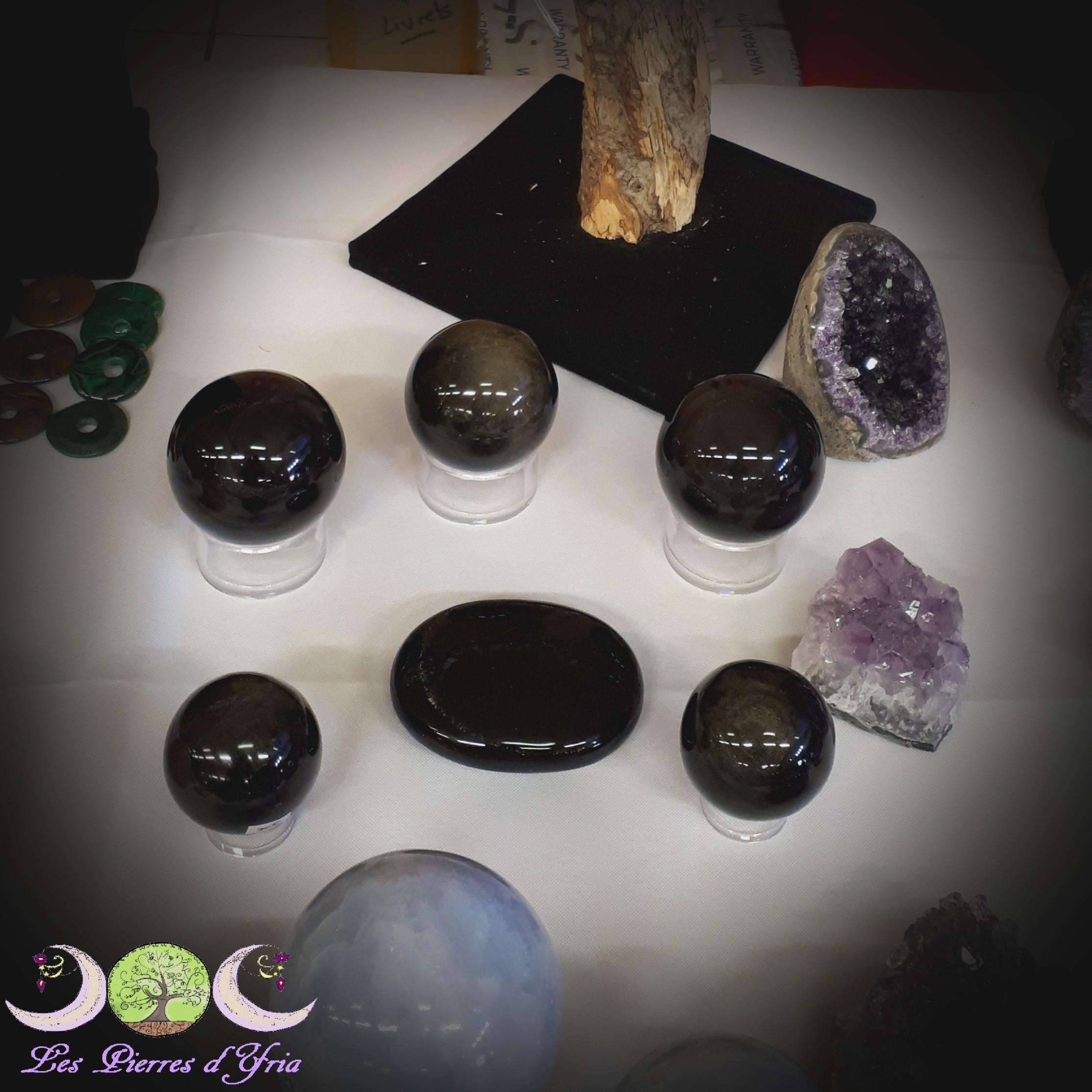 obsidiennes