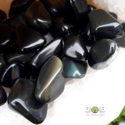 Obsidienne Oeil céleste [2 à 3cm]