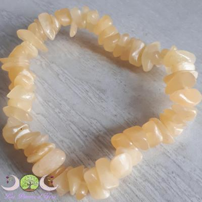 Bracelet baroque Aragonite