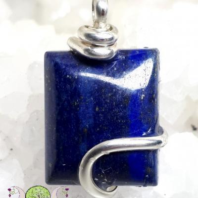Lapis-Lazuli & Argent