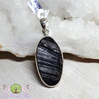 Pendentif Tourmaline Noire