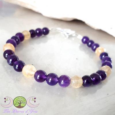 """Bracelet """"Santé & Sérénité"""""""