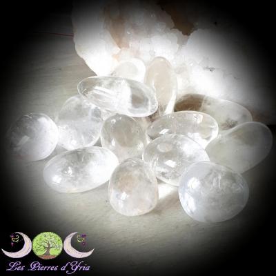 Cristal de roche - Galet