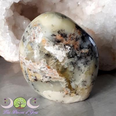 Opale Dendrite [Madagascar] - Forme libre