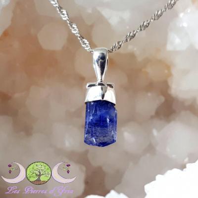 Pendentif Tanzanite [cristal]