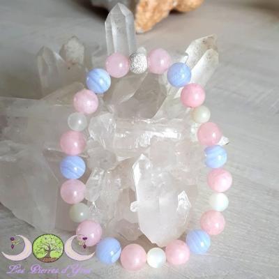 """Bracelet """"Douceur & Féminité"""""""
