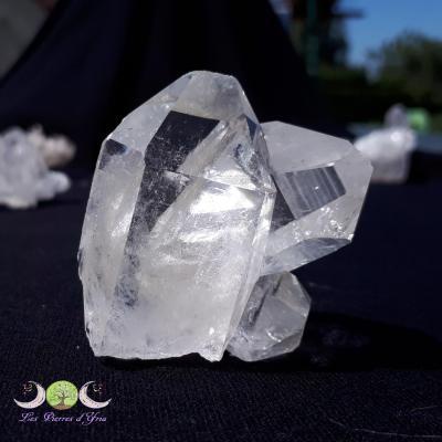 Amas  de Cristal de Roche - 73g