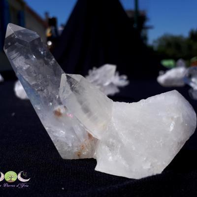 Amas  de Cristal de Roche - 77g