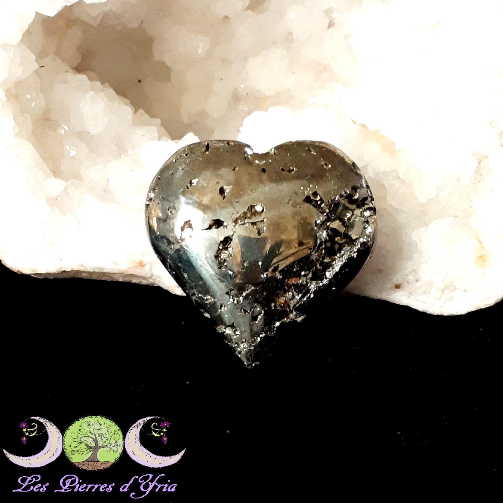 Coeur pyrite 3 gf