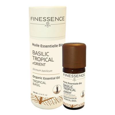Huile Essentielle Basilic Tropical d'Orient Bio