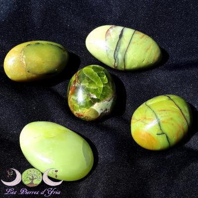 Opale verte [Madagascar] - réf.1