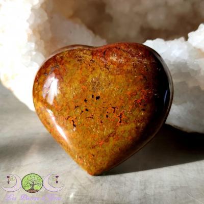 Jaspe Orbiculaire [Coeur]