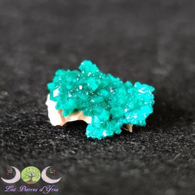 Dioptase [cristaux]