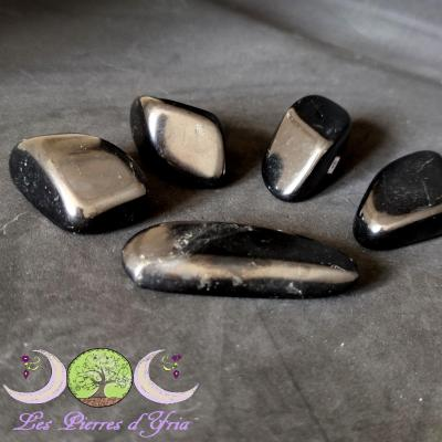 Shungite [pierre roulée] #3