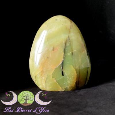 Opale verte - Forme Libre [Madagascar]