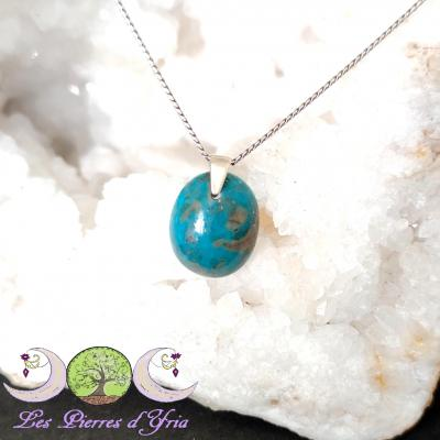 Pendentif Turquoise [Perse]