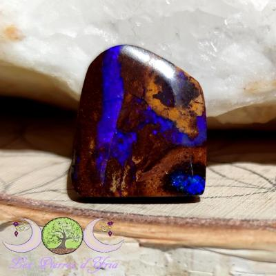 Opale Boulder (Cabochon/petite forme libre)
