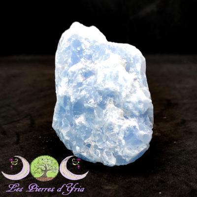 Calcite bleue brute
