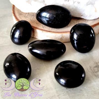 Galet Tourmaline noire