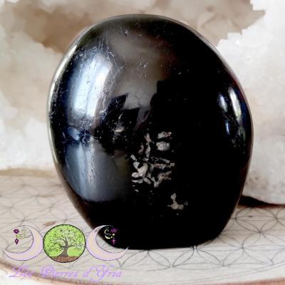 Forme libre Tourmaline Noire