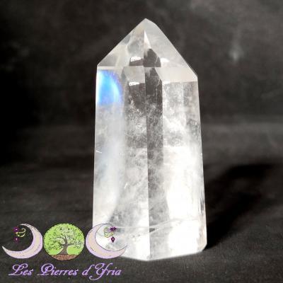 Prisme Cristal de Roche