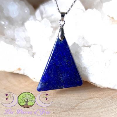 Pendentif Lapis-Lazuli