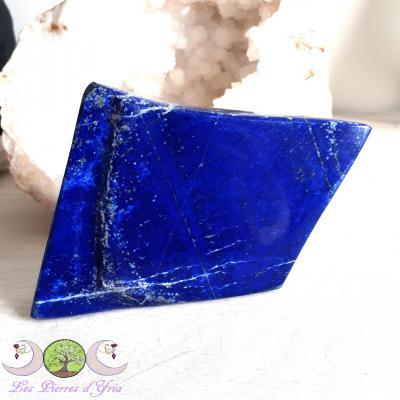 Lapis Lazuli - Forme libre [Afghanistan]