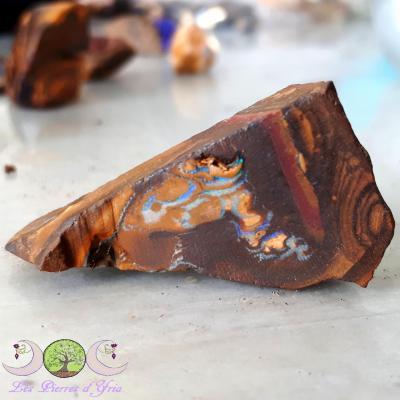 Opale Boulder brute