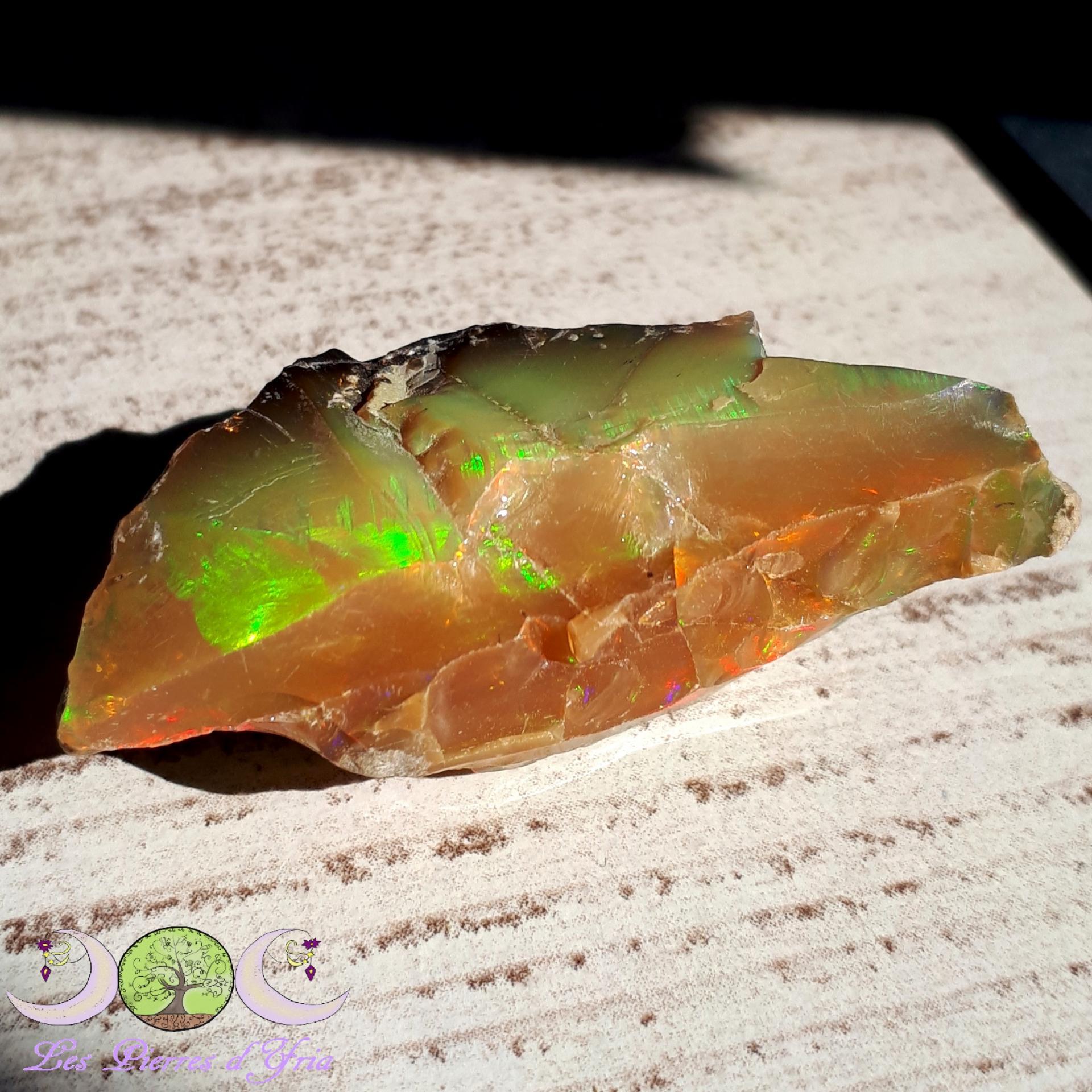 Opale ref4 64cts 3 gf