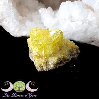 Soufre Cristallisé [Bolivie]